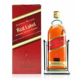 JOHNNIE WALKER RED LABEL 3 LÍT